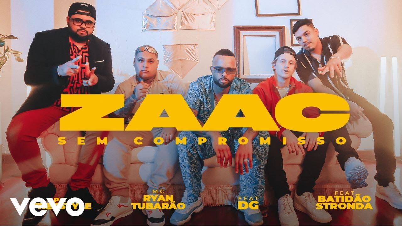 MC Zaac, MC Ryan SP, Pk - Sem Compromisso ft. DG e Batidão Stronda