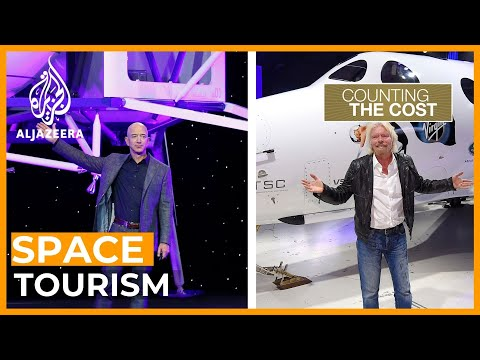 Beyond tourism, who will dominate the $1 trillion space economy? | Counting the Cost