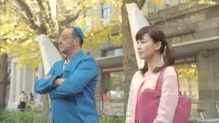 飾演技安妹的前田敦子是當紅女子團體AKB48的偶像明星.