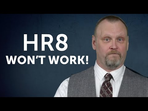 REBUTTAL: Why HR 8 won't stop crime