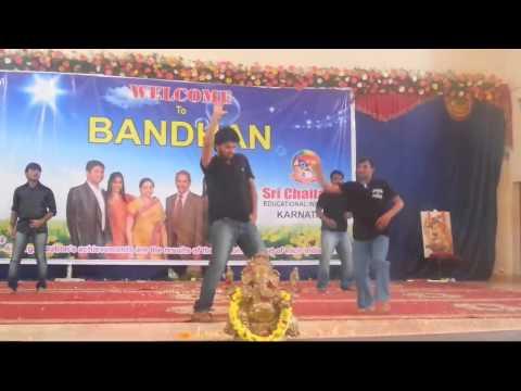 uttarahalli bandan dance