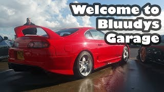 Welcome to Bluudys Garage - Channel Trailer