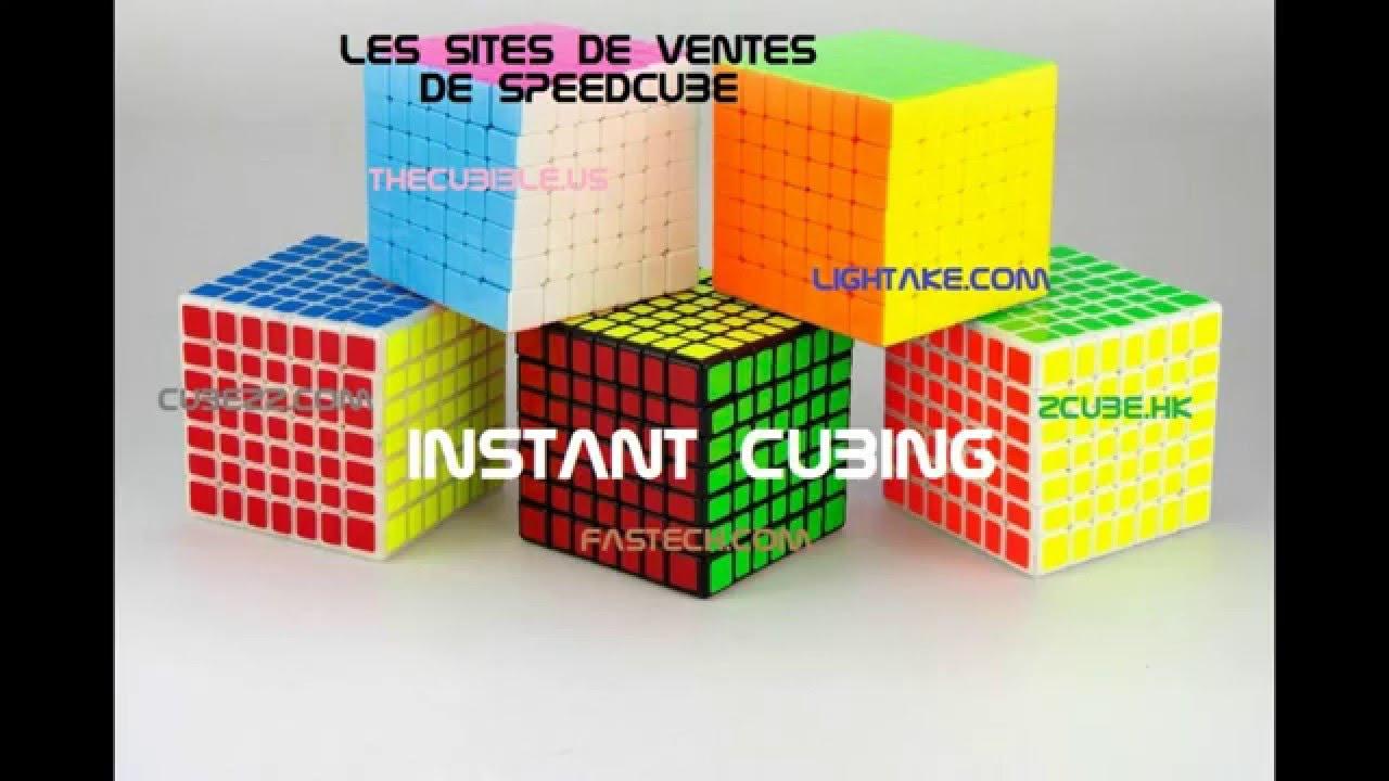 Les meilleurs sites de ventes de rubik 39 s cube youtube - Meilleurs sites de ventes privees ...