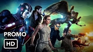 Legends Of Tomorrow - Season 1 Promo #5: For The Future (HD)