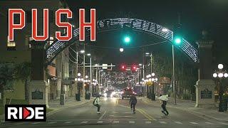 """""""Children of the Night"""" - Love Thy Neighborhood Art Show Entry - PUSH"""