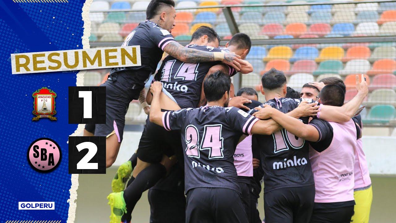 Download Resumen: Ayacucho FC vs Sport Boys (1-2) #LIGA1BETSSONXGOLPERU