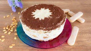 Супер быстрый и Самый вкусный ТОРТ за 5 минут БЕЗ ДУХОВКИ Торт типа КИЕВСКИЙ