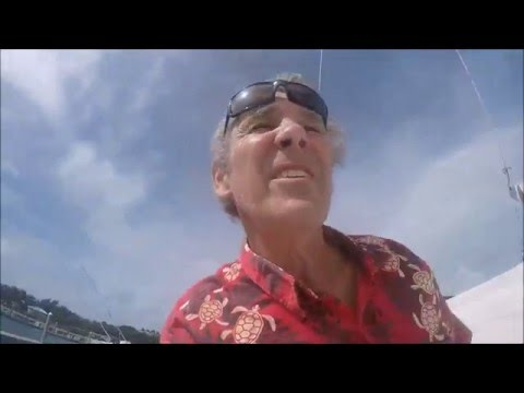 Echo Echo Sailing The World Pacific Crossing Video 1-Neil and Jeanette's Adventures