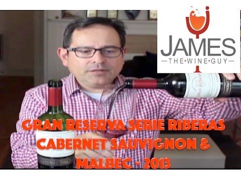 Gran Reserva Serie Riberas Cabernet Sauvignon & Malbec - Episode #2220 - James Melendez