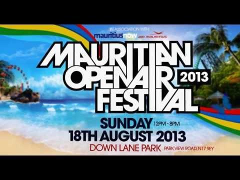 Mauritian Open Air Festival Official Video Advert