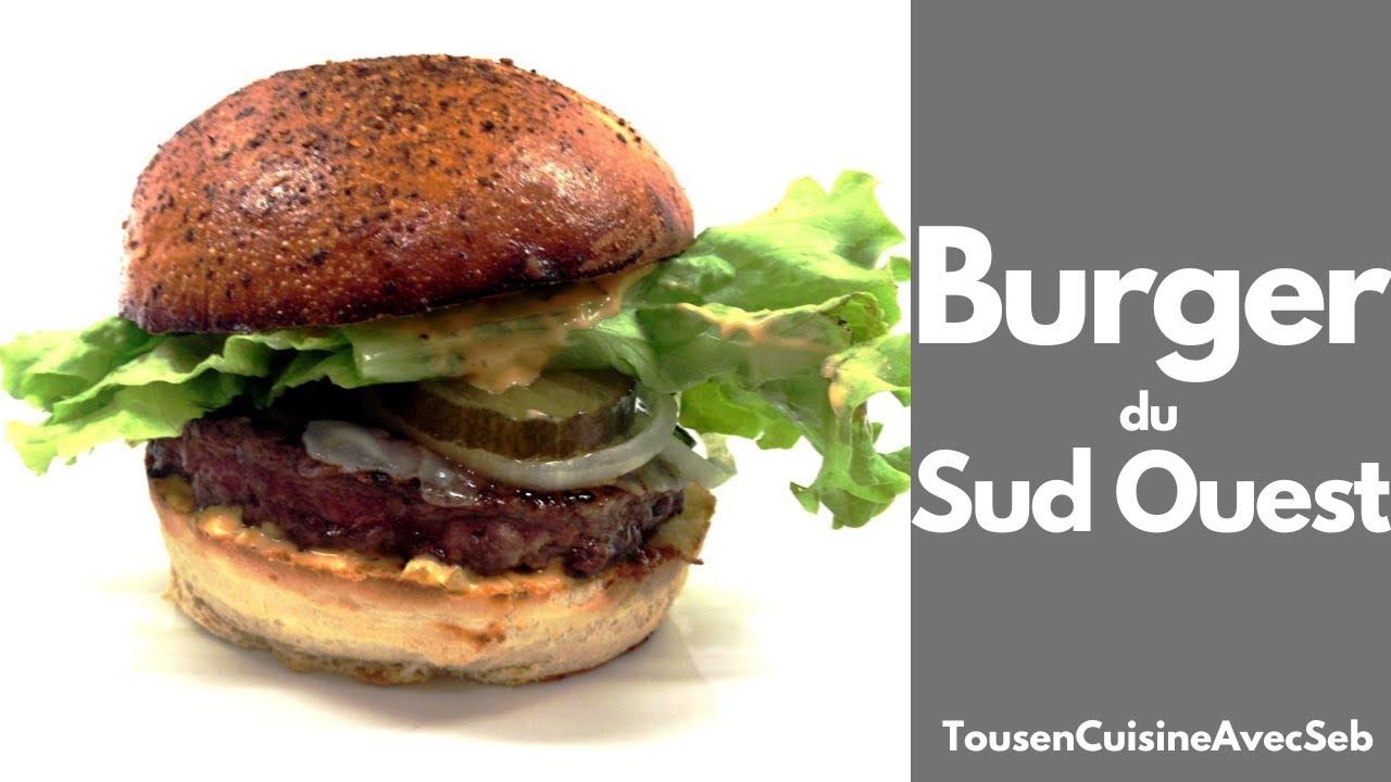 Admirable Pain hamburger (tousencuisineavecseb) - YouTube HI-11