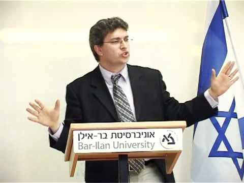 Western Attitudes To The Arab-Israeli Conflict - Dr. Jonathan Rynhold