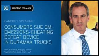 Consumers Sue GM for Allegedly Rigging Emissions Controls in Duramax Trucks