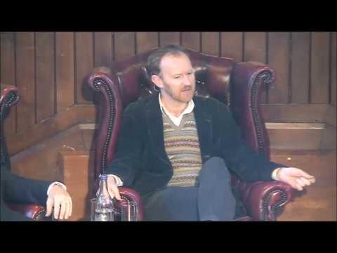 Mark Gatiss & Steven Moffat | Cambridge Union