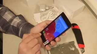 Смартфон THL T6Pro MTK6592M Octa Core Розпакування