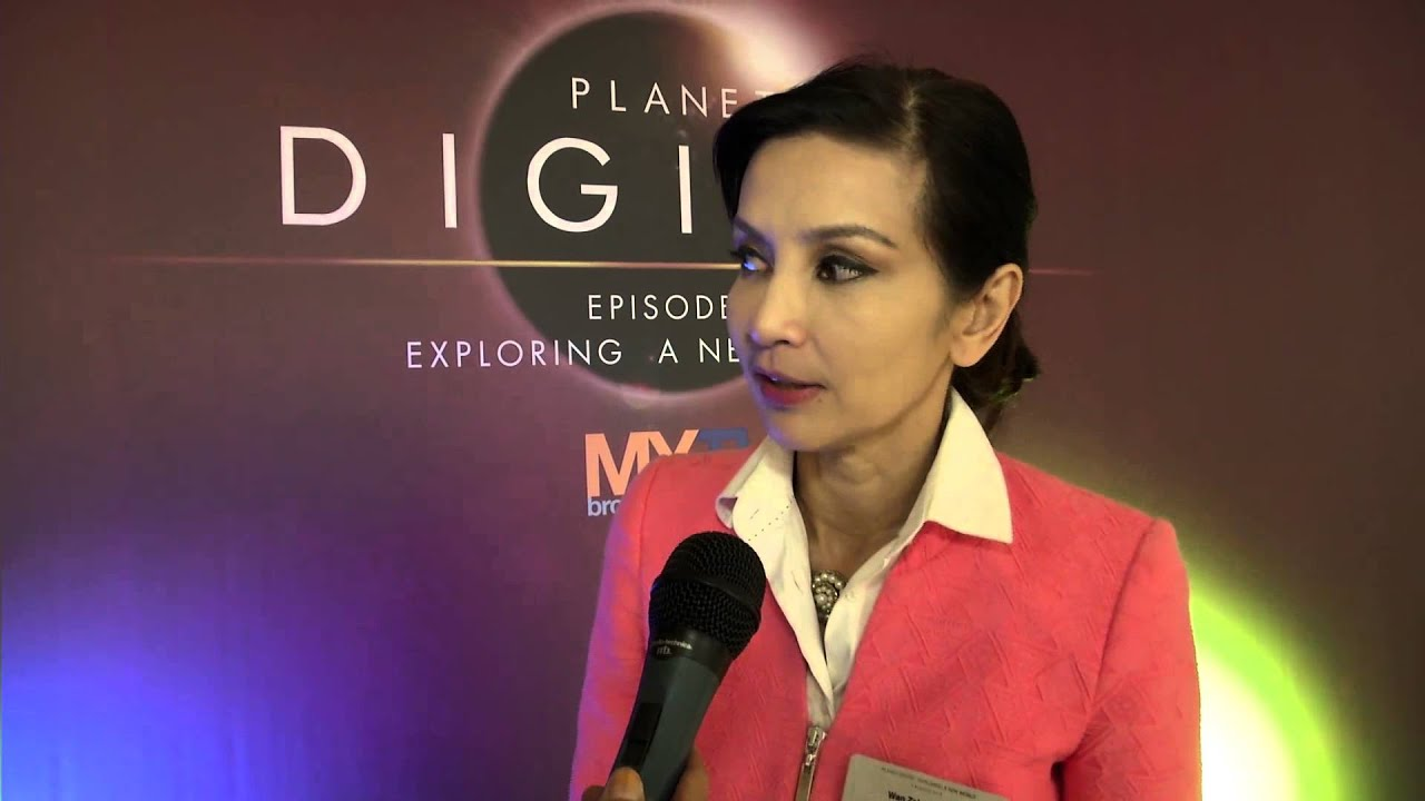 Interview with Wan Zaleha Radzi TV Personality