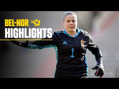 #REDFLAMES | Highlights Belgium 0-2 Norway