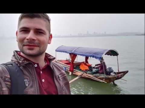 Pozdrowienia z Wuhan,  Chiny