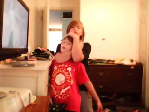 Sleeper hold prank - YouTube