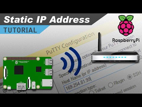 How to Set Up a Static IP on the Raspberry Pi
