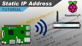 How to Set Up a Static IP on t…