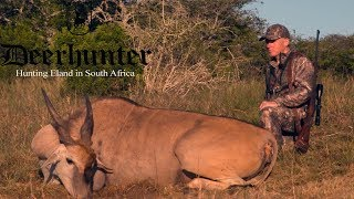 Hunting Eland in South Africa