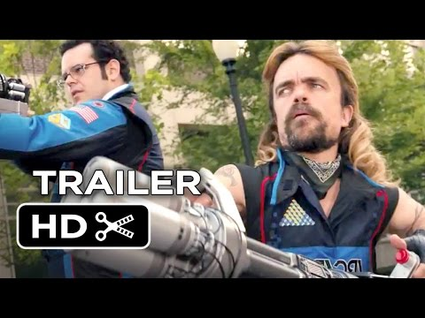 Pixels Official Trailer #2 (2015) - Adam Sandler, Peter Dinklage Movie HD