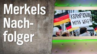 Streit um Merkels Erbe