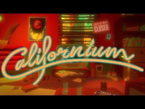 Californium - The Colourful Adventures of Philip K. Dick