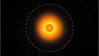 Uranus protoplanet collision simulation