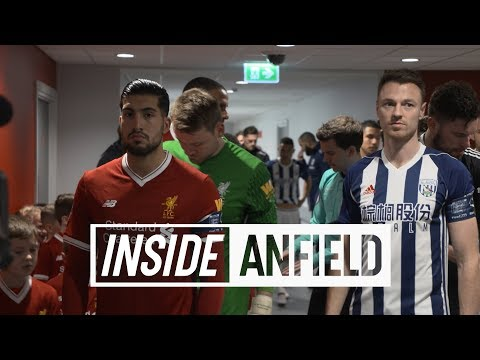 Inside Anfield: LFC v West Brom   FA Cup   TUNNEL CAM