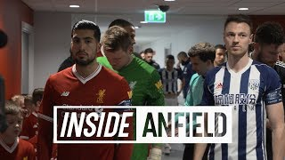 Inside Anfield: LFC v West Brom | FA Cup | TUNNEL CAM