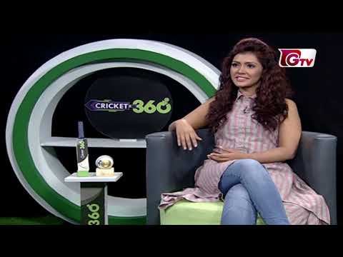 Cricket 360° || Maria Nur Meets Saif Hassan || Captain Bangladesh U-19