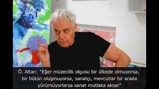 Türkiye'de Müze - Sanat Eğitimi.... kültür / Özdemir ALTAN