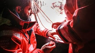 Dongfeng Race Team | Round Britain and Ireland Race (Day 1 raw footage)
