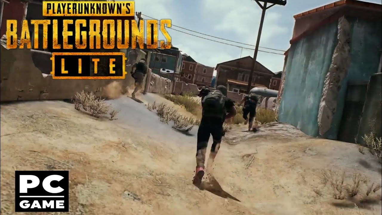 PUBG PC Lite: Release Date In India | Global | [System Requirements