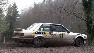 The Wye Dean rally in a Ratty BMW 325i - /CHRIS HARRIS ON CARS