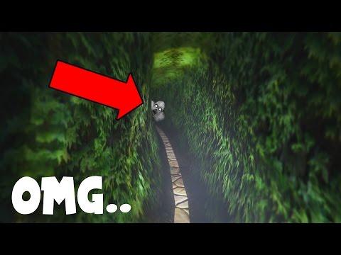 GTA 5 SCARY SECRET MONSTER FOUND IN GTA 5! (GTA 5 ONLINE)
