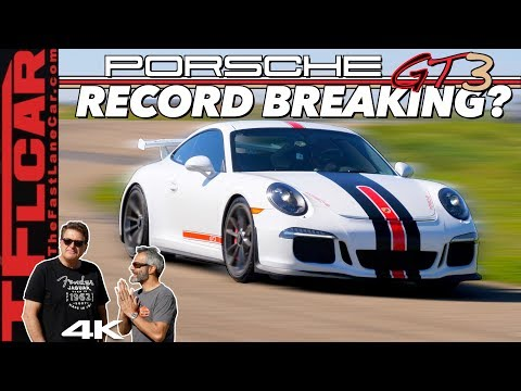Can This Car Set a NEW Track RECORD?? Porsche 911 GT3 Hot or Not Review!
