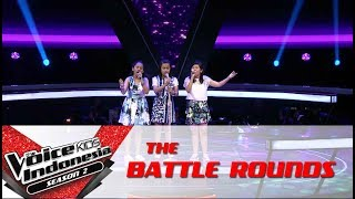 "Marcia & Putri & Yosi ""To Where You Are"" 