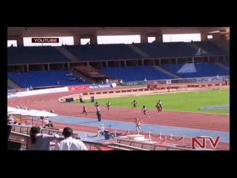 African Championships: Sprinter Maurine Banura fails to reach 200M finals