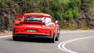 Porsche 911 GT3 RS - Sound!