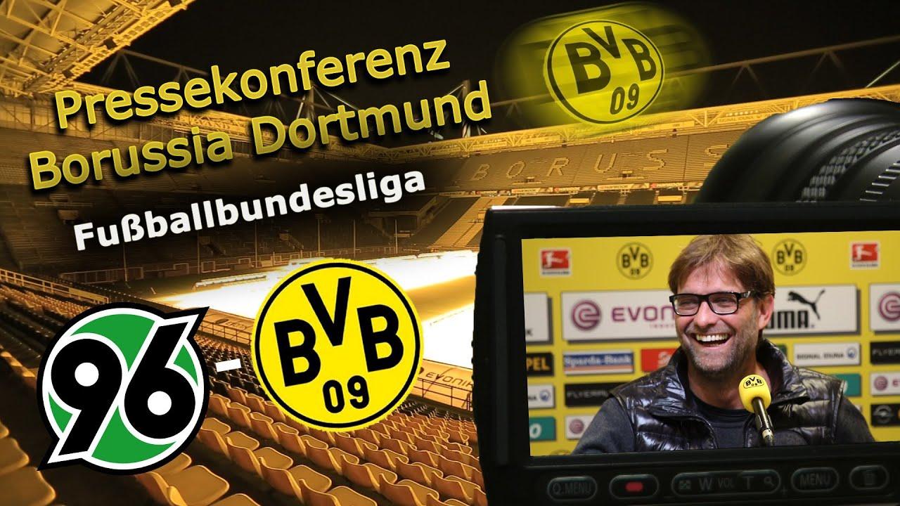BVB Pressekonferenz vom 20. März 2014 vor dem Spiel Hannover 96 gegen Borussia Dortmund
