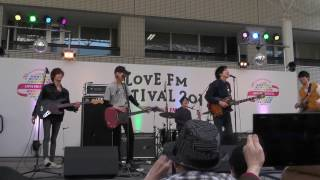 2017.03.12 「LOVE FM FESTIVAL 2017」 The Folkees のライブで1曲だけ...