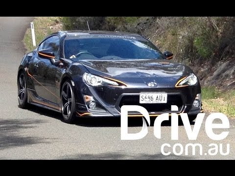 Toyota GT86 Supercharged Turbocharged 86 Project Drive.com.au