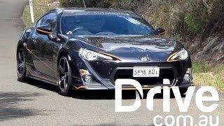 Toyota Gt86 Supercharged & Turbocharged | 86 Project | Drive.Com.Au