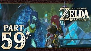 The Legend of Zelda: Breath of the Wild - Part 59 - Zora Stone Monuments