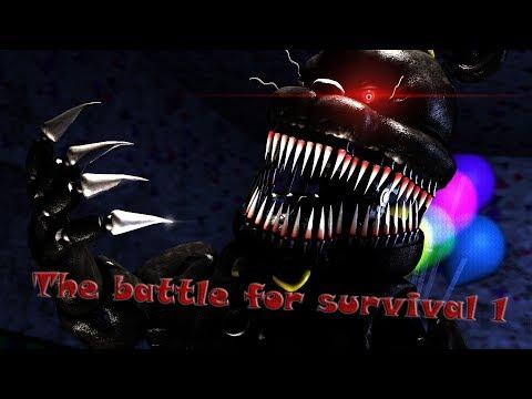 [SFM FNAF] The battle for survival 1
