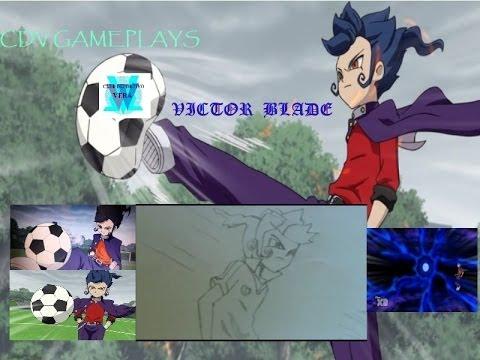 C mo dibujar a victor blade de inazuma eleven go how - Inazuma eleven go victor ...
