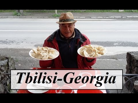 Georgia Old Tbilisi & Georgian Food  Part 17